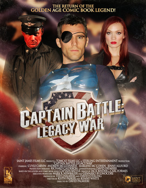 CAPTAIN BATTLE